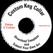 Custom Keg Collar