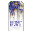 Picture of Growler Tag Full-Color Custom Printing Clipped Corners