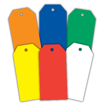 Picture of 8X4, 13pt. Standard Color Tag